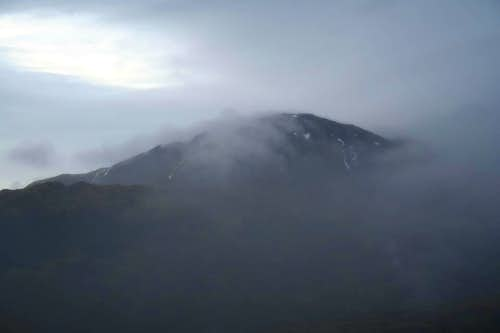 Cloudy Wetherlam