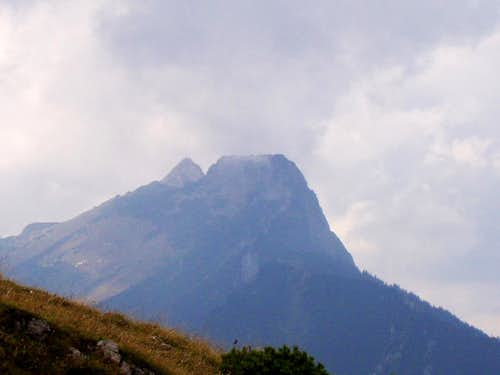 Mount Giewont (1894 m)
