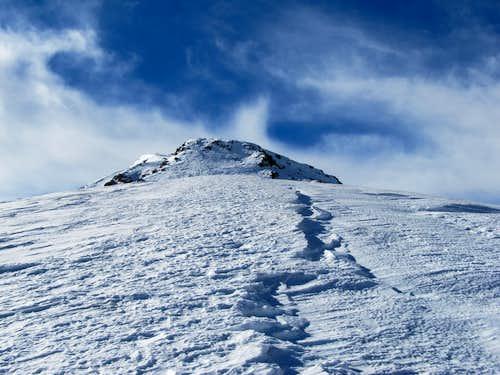 PahnehSar Peak