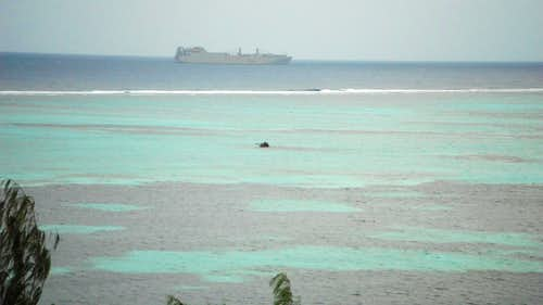 view of atoll
