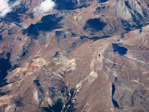 Uncompahgre Peak and Wetterhorn