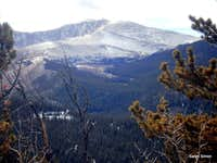 Mount Evans Massif