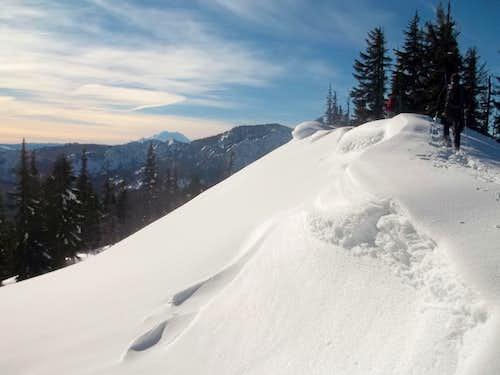 Final Summit Ridge