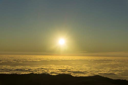 Arieiro Sunrise