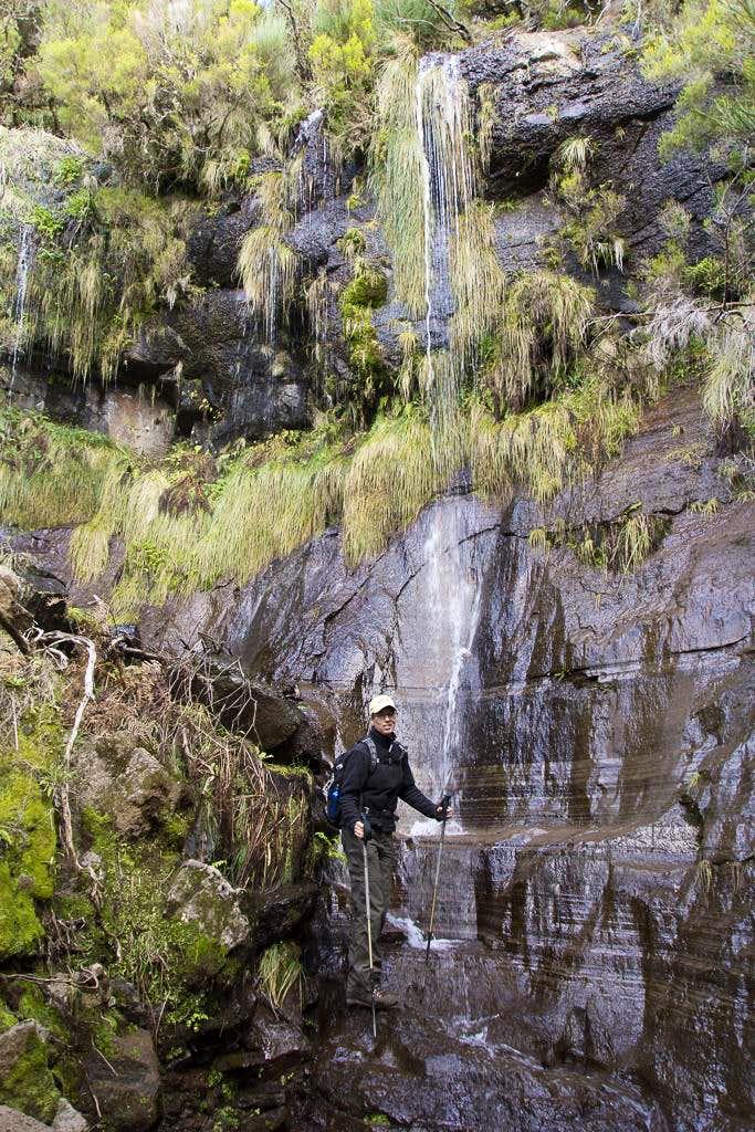 Waterfalls abound