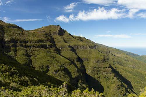 Pico Bica da Cana