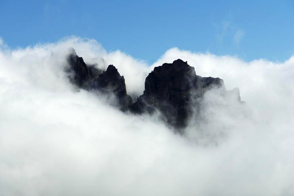 Pico das Torres appearance