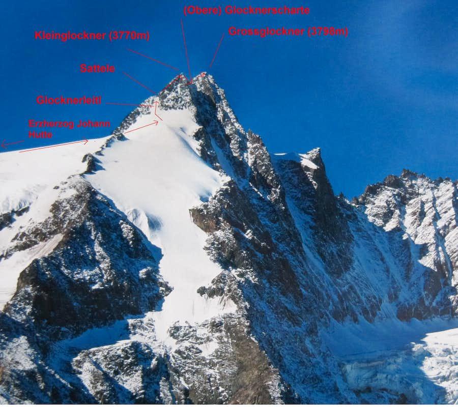 Route Topo Route Topo Summit Part