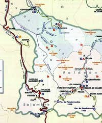 National Park Map - Extract...