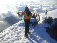 Zumsteinspitze 4563 m