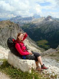 Dolomites - Alta Via 1