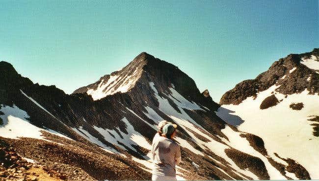 Gladstone Peak from the...