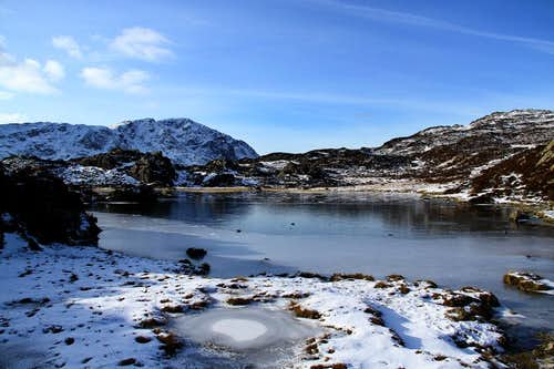 Innominate Tarn and Pillar