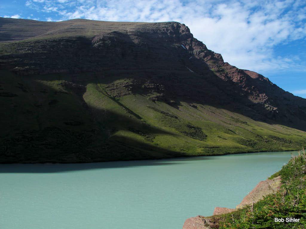 Allen Mountain and Cracker Lake