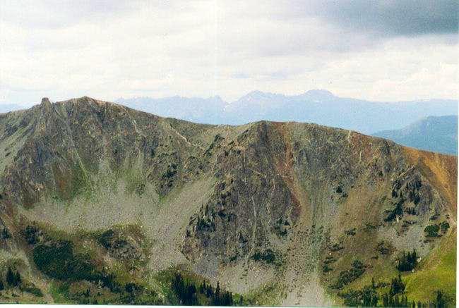 Byers/Bills Creek Ridge