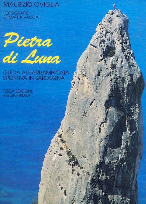 Sardinia climbs guidebook