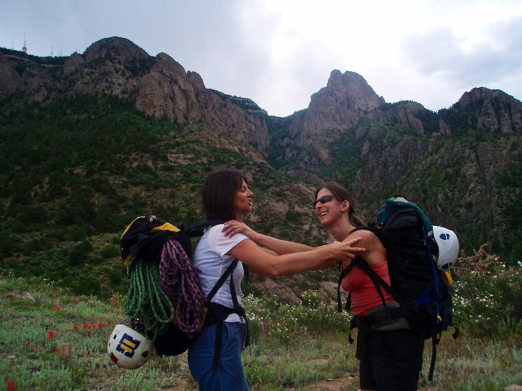 Old La Luz Trail