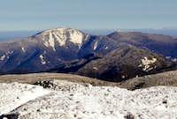 Giant and Rocky Peak Ridge...