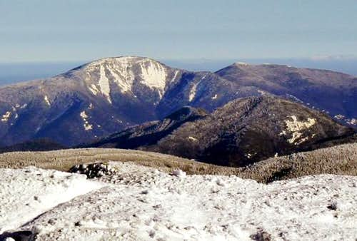 Giant and Rocky Peak Ridge...