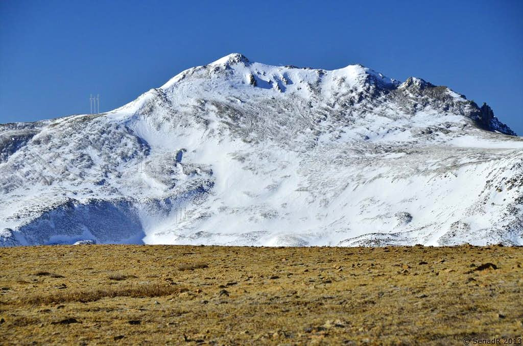 Mt. Dyer