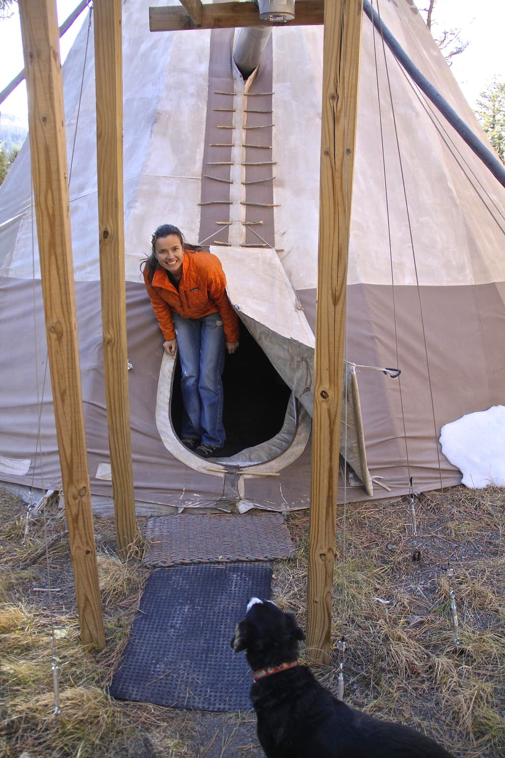 Another visit to tipi