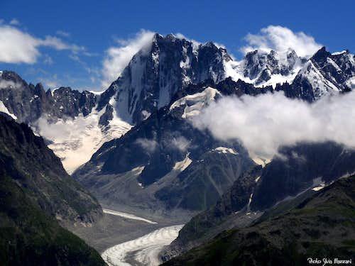 Grandes Jorasses North Face