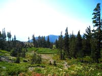 Hike up Mt. Tallac