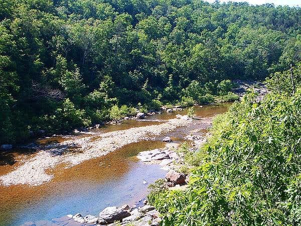 Black River Overlook