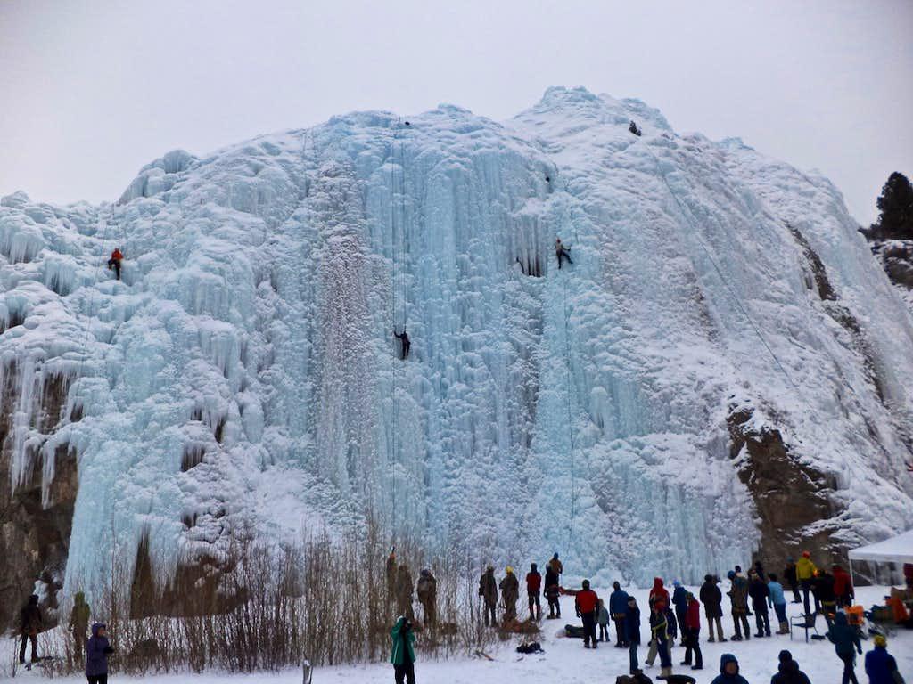 Lake City Ice Park : Photos, Diagrams & Topos : SummitPost