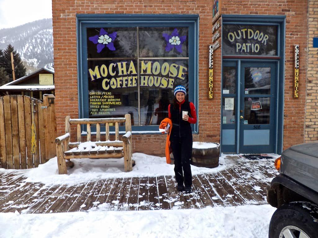 Lake City Coffee place