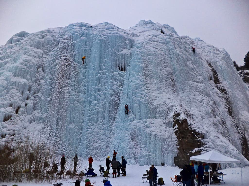 Ice Festival Competition