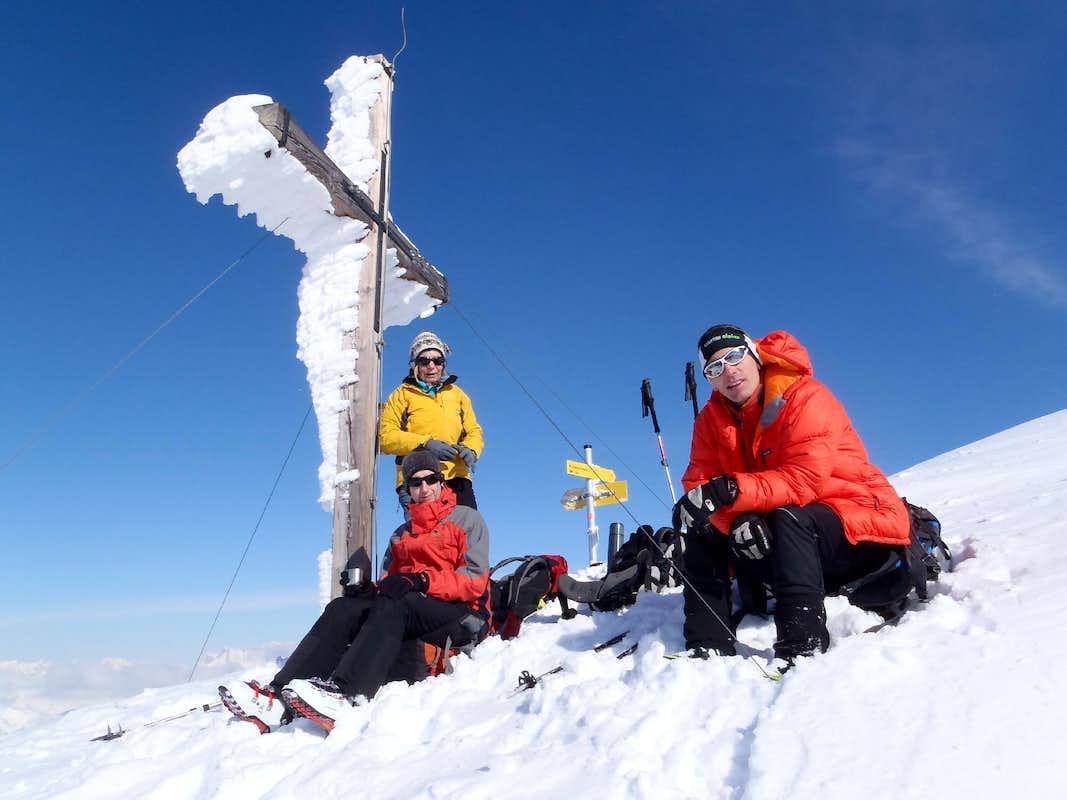 Baukogel, 2.224m