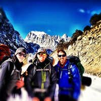Mt. Whitney Mountaineering Route - Feb 2013