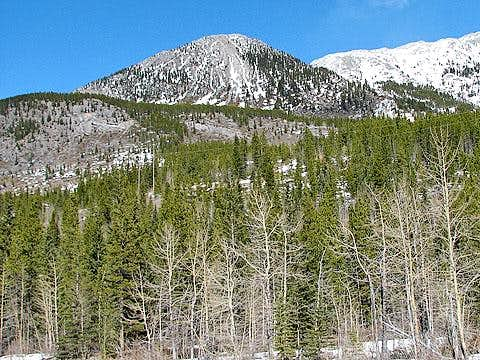 Limestone Mountain