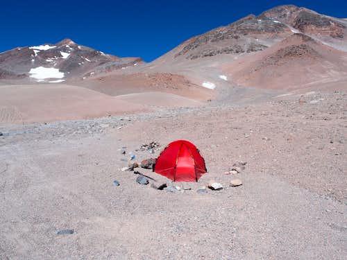 Base Camp (5150m.)