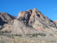 Hollow Rock Peak