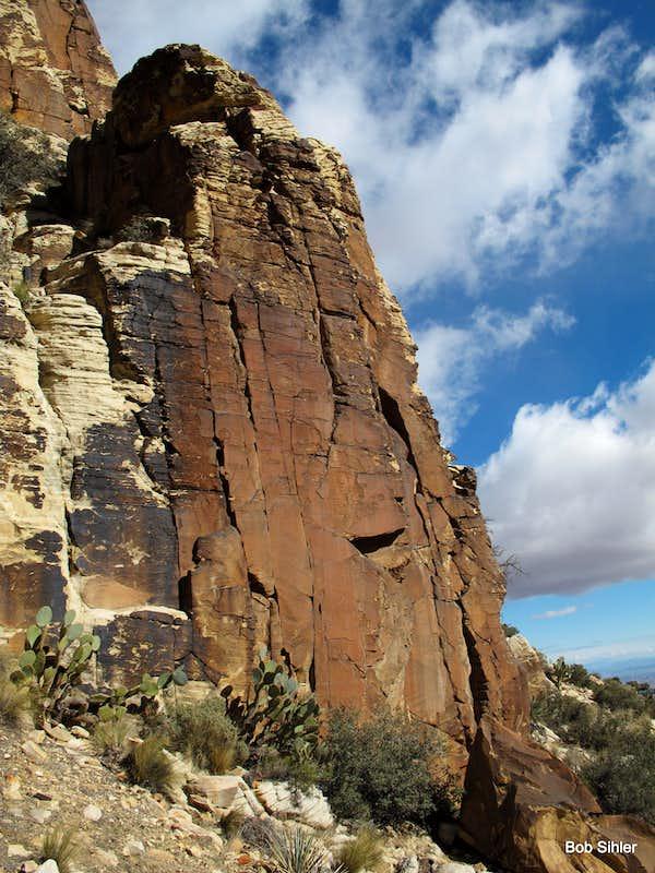 Cliffs on Hollow Rock Peak : Photos, Diagrams & Topos ...