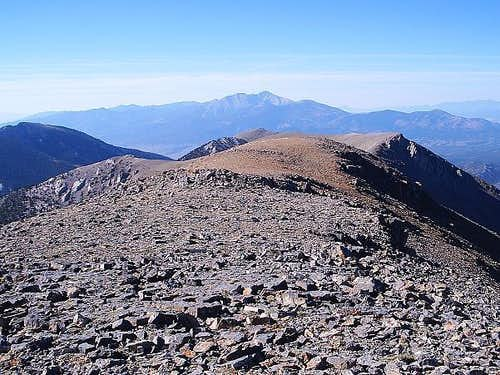 Wheeler Peak From Moriah