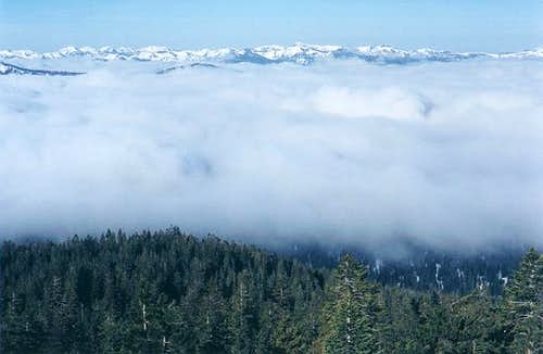 Across the Truckee area and...