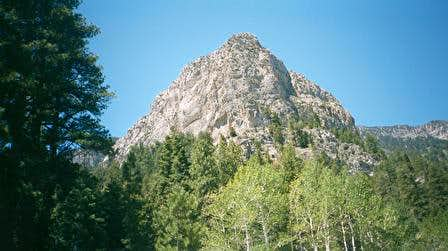 Cathedral Rock, seen from...