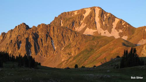 Echo Peak, Dawn