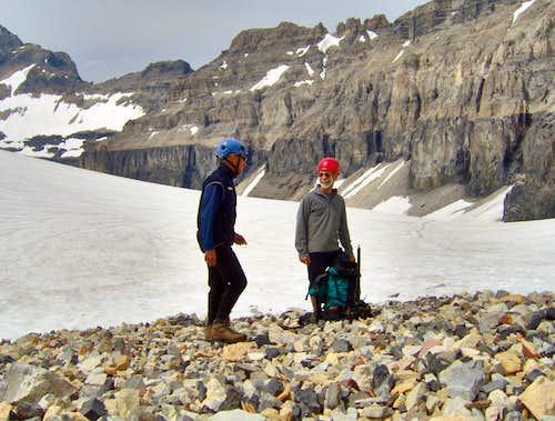 Mt Assiniboine