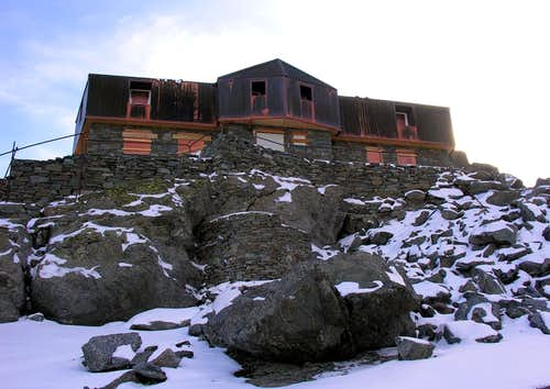 Alpine REFUGES in the Aosta Valley  (Valgrisenche Valley)