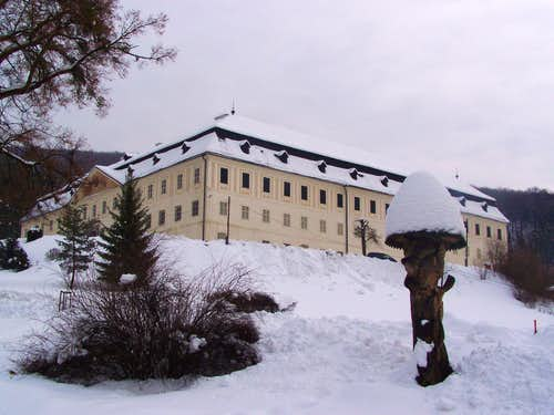 Manor house in Svaty Anton/Szentantal
