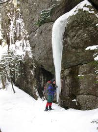 Adirondaks - USA - Avalanche Pass - Feb 2010
