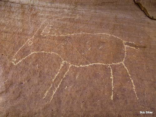 Fake Petroglyph?