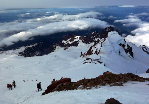 Upper Demming Glacier