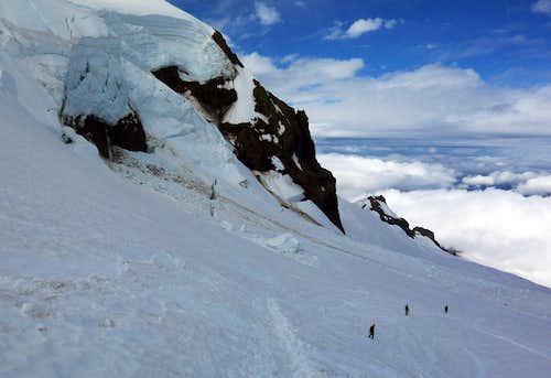 Colfax Peak Icefall