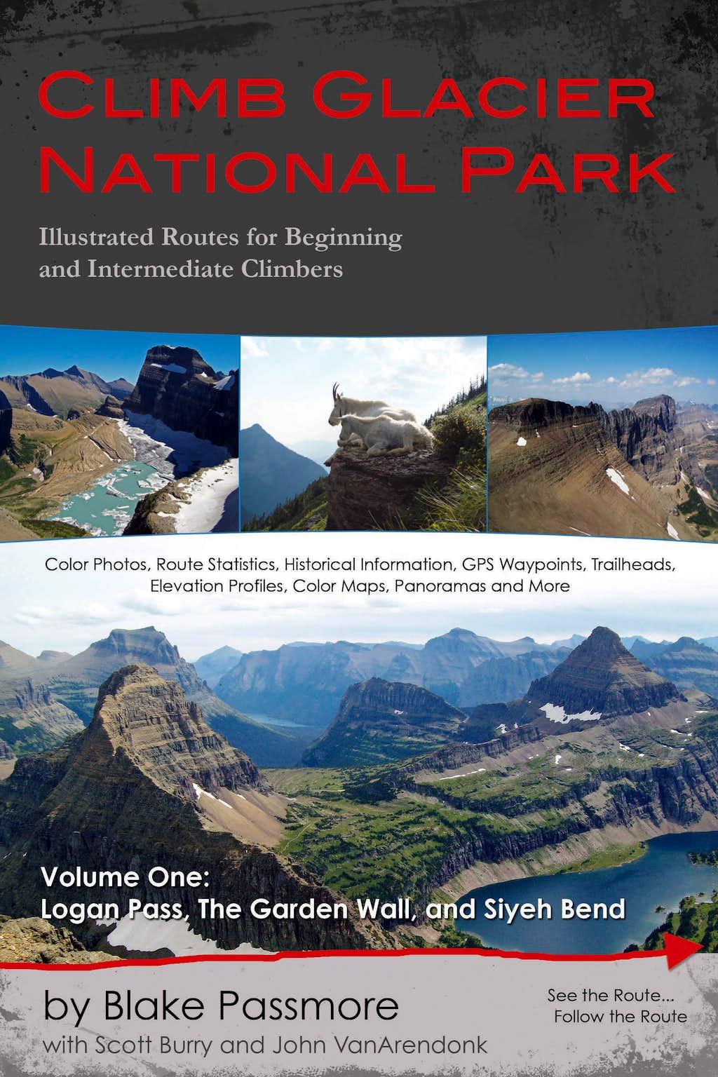 Climb Glacier National Park, Volume One