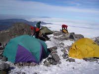 high camp on dicember 20 2004